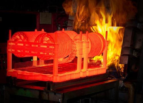 heat-forging