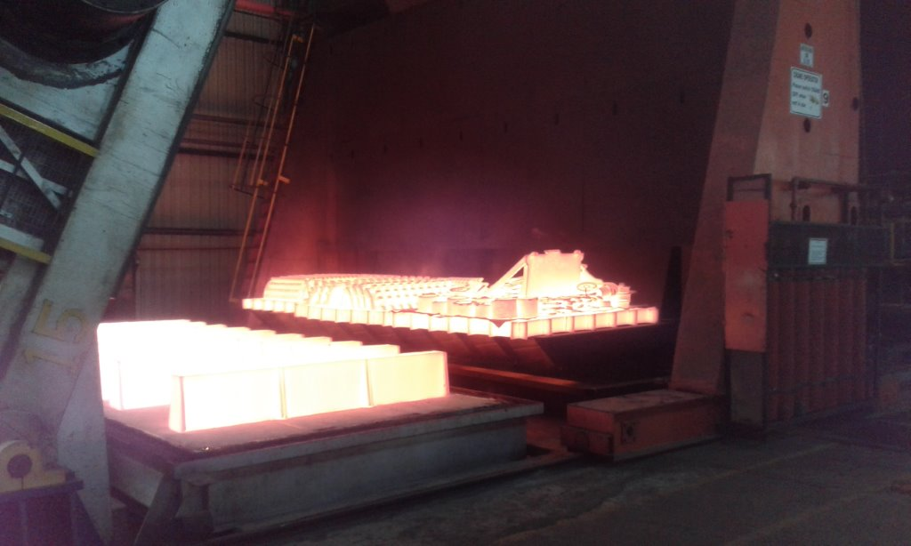 medium carbon castings